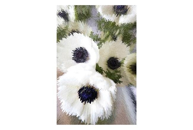 Picture-White Anemone 24X36 - 360