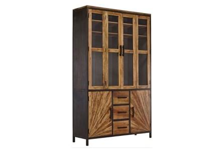 Pinwheel 3-Drawer Center Wall Cabinet