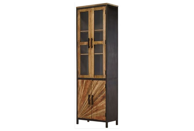 Pinwheel 3-Drawer Wall Cabinet - 360