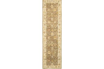 30X120 Rug-Elaina Brown