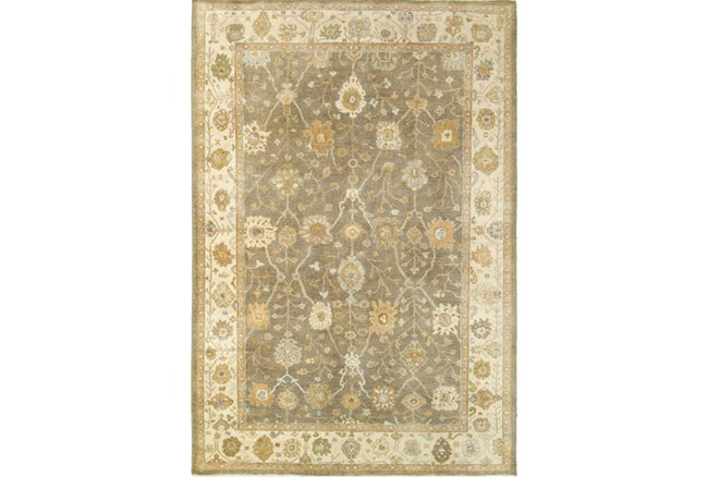 96X120 Rug-Elaina Brown - 360