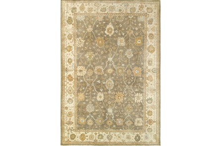 108X144 Rug-Elaina Brown