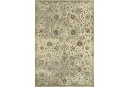 46X65 Rug-Fergus Tapestry Cream