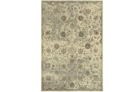 94X130 Rug-Fergus Tapestry Cream