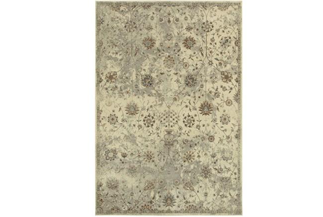 94X130 Rug-Fergus Tapestry Cream - 360