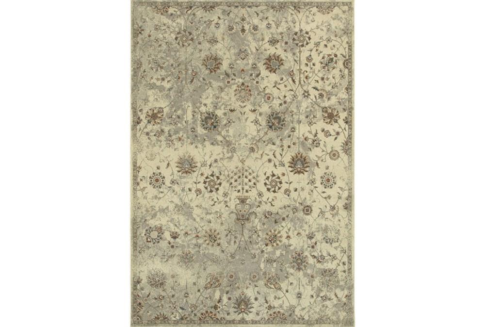 "9'8""x12'8"" Rug-Fergus Tapestry Cream"