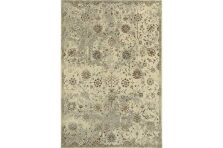118X154 Rug-Fergus Tapestry Cream