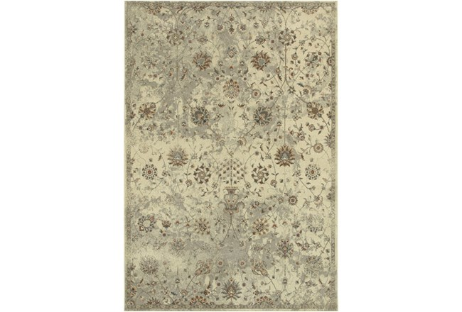 "9'8""x12'8"" Rug-Fergus Tapestry Cream - 360"
