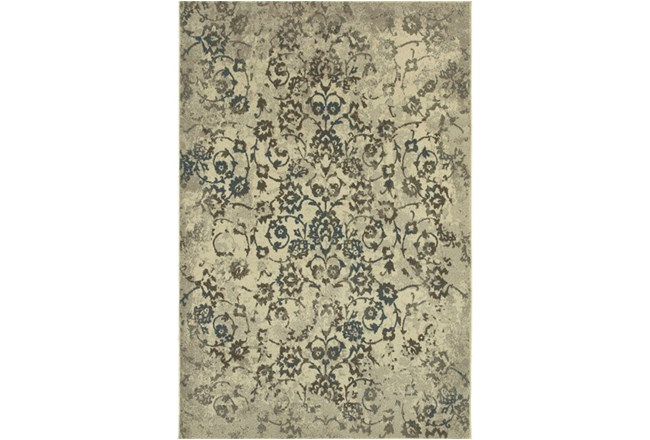 "3'8""x5'4"" Rug-Fergus Tapestry Grey - 360"