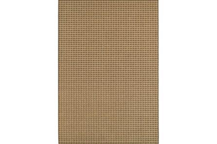39X60 Outdoor Rug-Gemma Check Brown