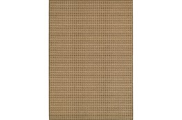 79X114 Outdoor Rug-Gemma Check Brown