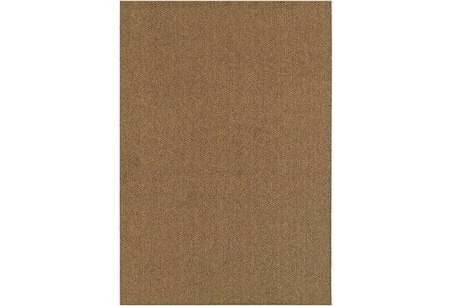 63X90 Outdoor Rug-Gemma Solid Brown - 360