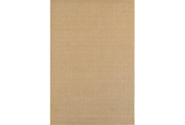 118X154 Outdoor Rug-Gemma Lines Beige - 360