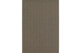 94X130 Outdoor Rug-Gemma Herringbone Grey