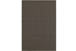 63X90 Outdoor Rug-Gemma Texture Grey