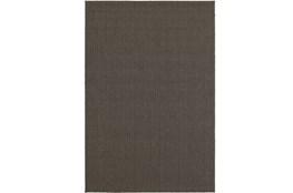 63X90 Outdoor Rug-Gemma Texture Grey