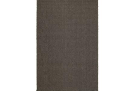 79X114 Outdoor Rug-Gemma Texture Grey