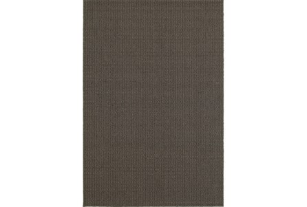 94X130 Outdoor Rug-Gemma Texture Grey