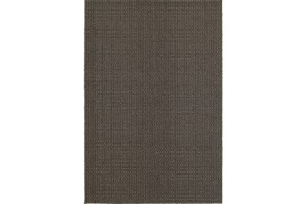 94X130 Outdoor Rug-Gemma Texture Grey - Main