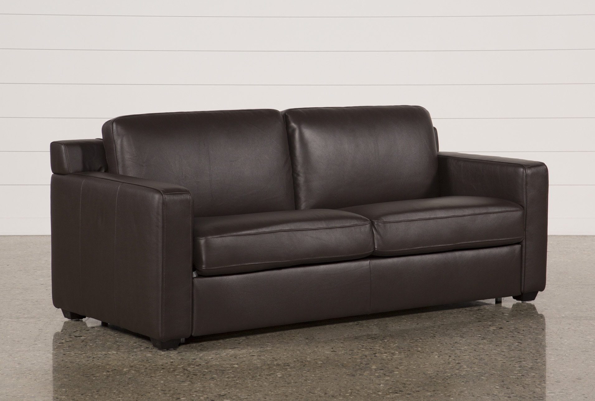 Beautiful Display Product Reviews For NOLAN LEATHER BROWN SLEEPER