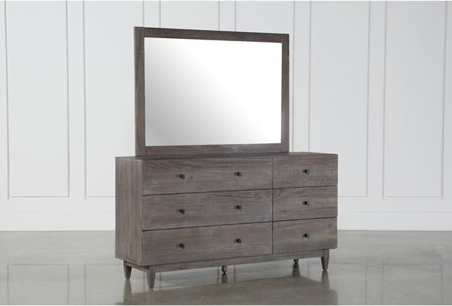 Ashton Dresser/Mirror - 360