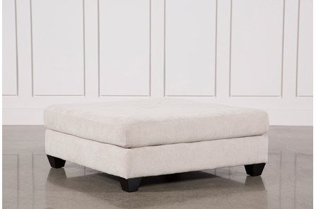 Harper Foam Square Cocktail Ottoman - Main