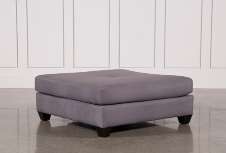 Sierra Foam Square Cocktail Ottoman