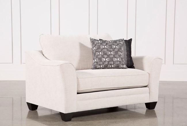 Mesa Foam Oversized Chair - 360