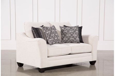 Mesa Foam Loveseat - Main