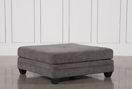 Mesa Foam Square Cocktail Ottoman