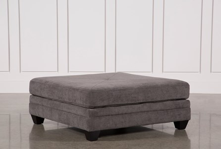 Sp Mesa Down Square Cocktail Ottoman