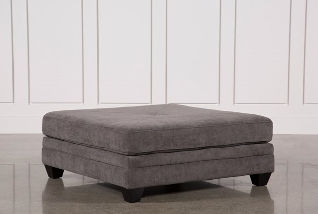Sp Mesa Down II Square Cocktail Ottoman - 360