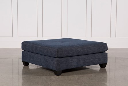 Sierra Down Square Cocktail Ottoman