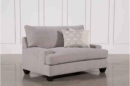 Harper Down Oversized Chair - Main
