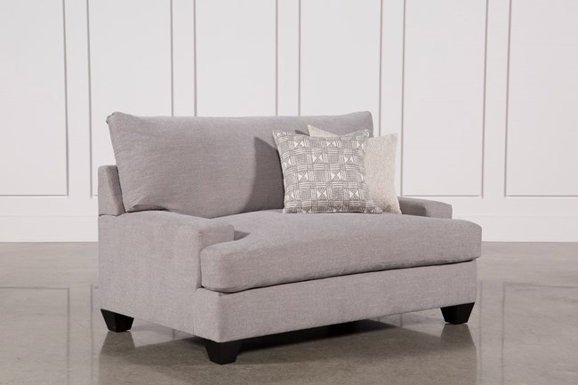Harper Down Oversized Chair - 360
