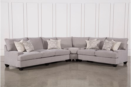 Harper Down 3 Piece Sectional - Main