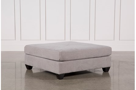Harper Down Square Cocktail Ottoman - Main