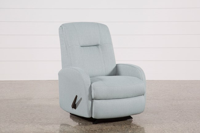 Franco III Fabric Rocker Recliner - 360