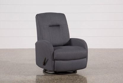 Amazing Franco Iii Fabric Swivel Rocker Recliner Machost Co Dining Chair Design Ideas Machostcouk