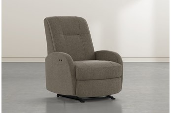Franco III Nightingdale Fabric Power Wallaway Recliner