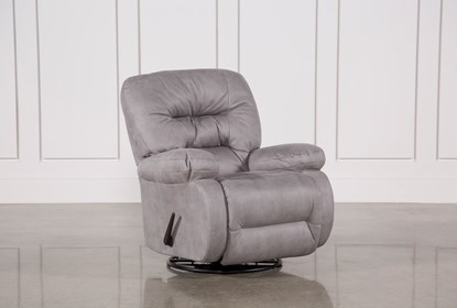 Astounding Decker Ii Fabric Swivel Glider Recliner Bralicious Painted Fabric Chair Ideas Braliciousco