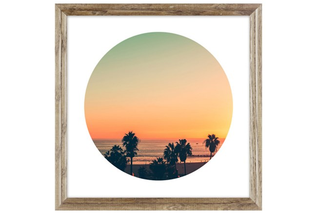 Picture-Sunset 40X40 - 360