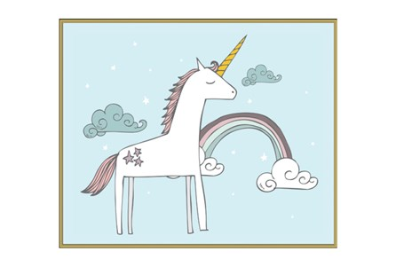 Art-Youth Wonderland Unicorn Magic