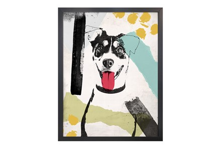 Picture-Pop Art Canine I 14X22