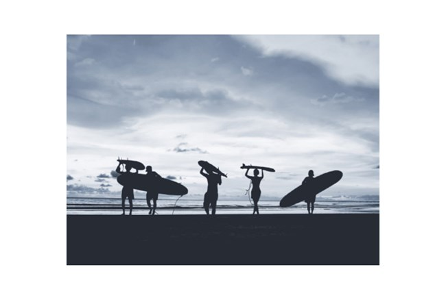 Art-Youth Surf Surfers - 360