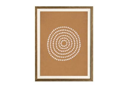 Picture-Orange Rag Paper 18X24 - Main