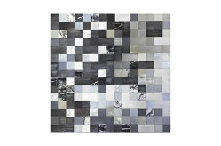 Picture-Pixel Collage 45X45