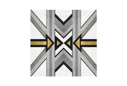 Art-Youth B&W Grey Arrows S/2
