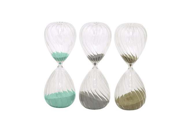 30 Minutes Multicolor Sand Timer - 360