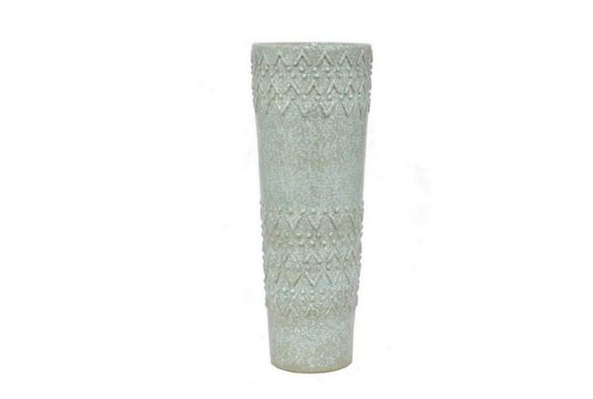 Green Ceramic Vase - 360